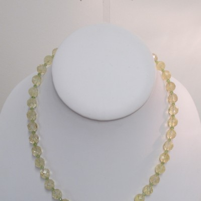 Citrine and peridot set‏