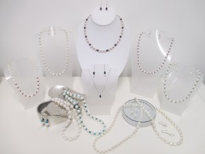 Pearl and Birthstone collection