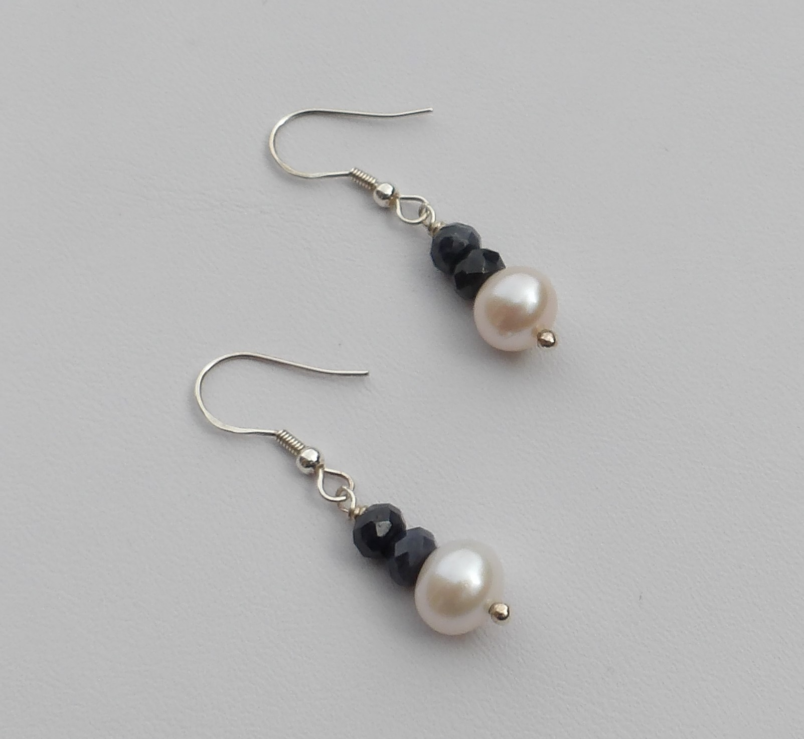 dona jewelry miller lp product earrings single artisan pearl